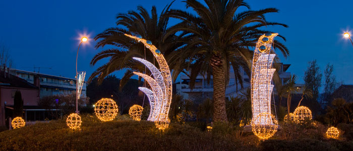 Christmas decorations made in France - Leblanc Illuminations